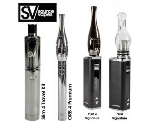 Source Vapes all Models Side by Side