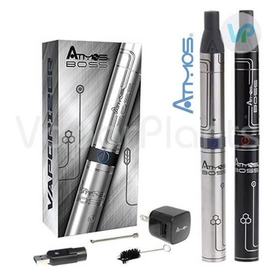 Atmos Boss Vaporizer Pen for Dry Herb, Wax