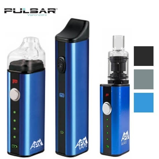 Pulsar APX Vaporizer for Dry Herb, Wax