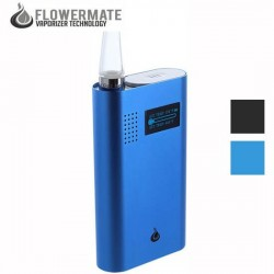Flowermate Vaporizer with Color Swatches