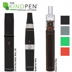 The Kind Pen Wax Pens with ColorSwatches