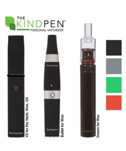 Kind Pen Dream, Bullet, V2 or V3 Vape Pen for Wax, Oil