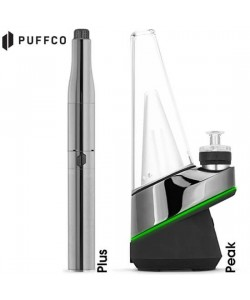 PuffCo Plus or Peak Vaporizer for Wax, Oil