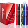 Atmos Raw Vaporizer Pen Colors next to a Box