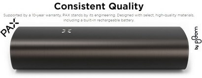 Pax 2 and Pax 3 for Dry Herbs Quality Assurance