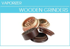 Weed Wooden Grinders