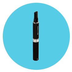 Grenco Science G Pen on Blue Background