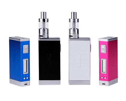 Innokin MVP 3.0 next to each other with vape tank