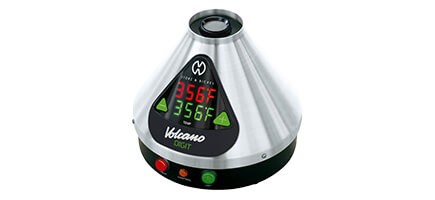 Volcano Digit vaporizer for Dry Herb