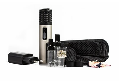 Arizer Air Marijuana Vaporizer with Accessories