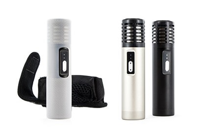 Arizer Air Marijuana Vaporizerside by side Color Options