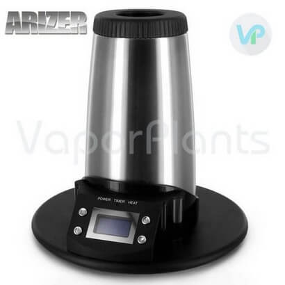 Arizer V Tower Herbal Vaporizer up close