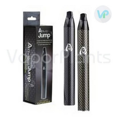 Atmos Jump Vaporizer Carbon Fiber Side by Side Colors