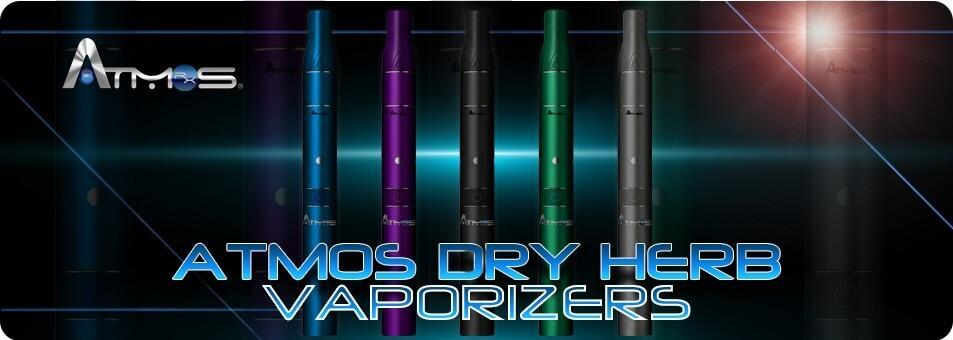 Atmos Cannabis Vaporizers Banner