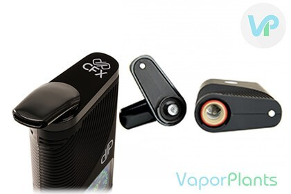 Boundless CFX Vaporizer with open large heating chamber