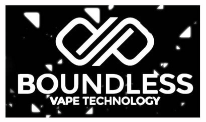 Boundless Marijuana Vape Technology Logo