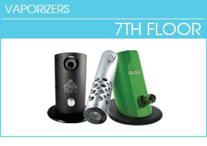 7th Floor Vaporizer, Silver Surfer Vape, Da Buddha, Life Saber