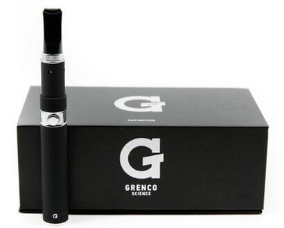 Grenco Science G Pen for Cannabis Wax, Oil