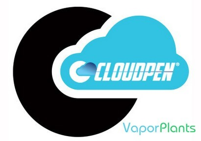 Cloud Pen Vaporizers for Wax and Dry Herbs Logo