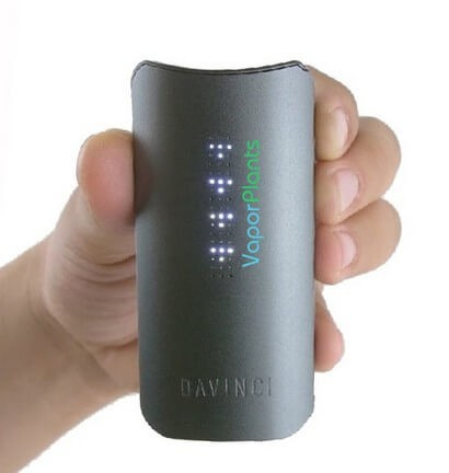 DaVinci IQ the Vaporizer of the Year