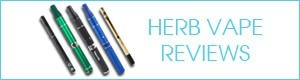 Herbal Vape Pen Reviews Banner