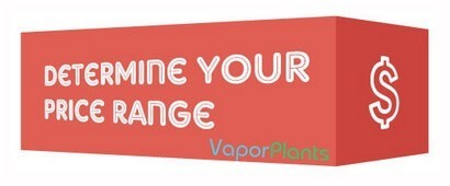 Determine your Vaporizer for Dry Herbs Price Range