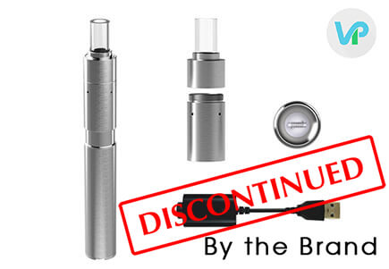 Linx Hypnos discontinued, a wax vaporizer pen with the usb charger and heating chamber