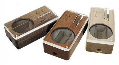 Magic Flight Launch Box Marijuana Vaporizers Colors