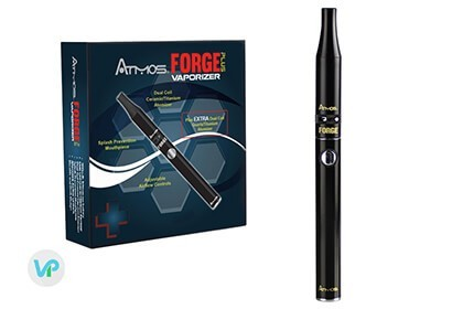 Atmos Forge next to its manufacturers box