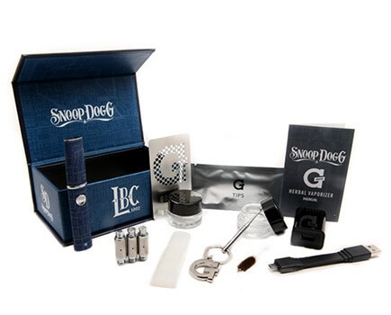 Snoop Dogg Micro G Vape Pen with all Accessories