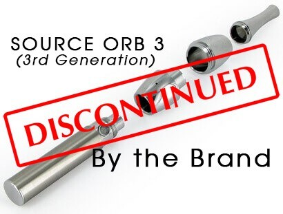 SOURCE orb 3 Vaporizer Pen Dissected