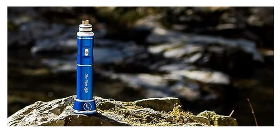 The Vape Life e-Nail Vaporizer in Nature
