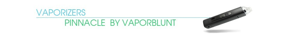 Pinnacle Vaporizer Banner icon by VaporPlants